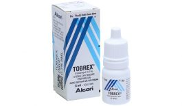 Thuốc nhỏ mắt Tobrex 5ml