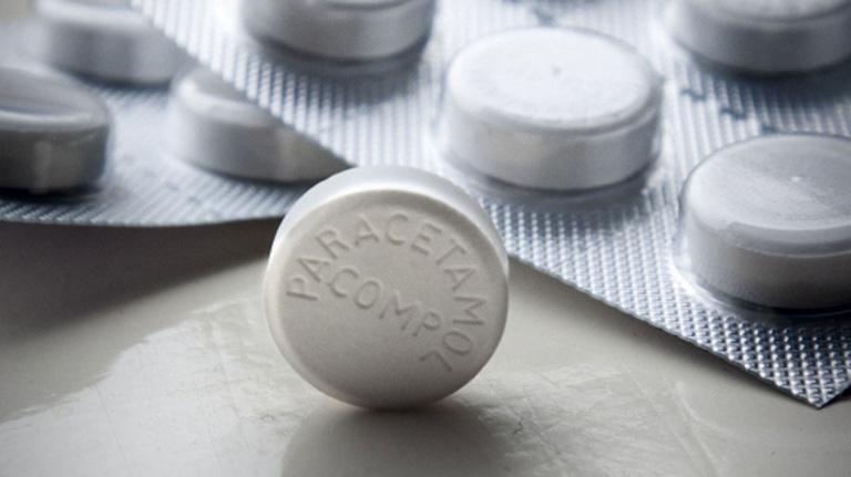 Thuốc Paracetamol chữa đau nhức khớp gối về đêm