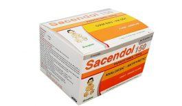 Thuốc Sacedol 150 chuyên điều trị các triệu chứng đau và sốt nhẹ ở mức nhẹ và vừa
