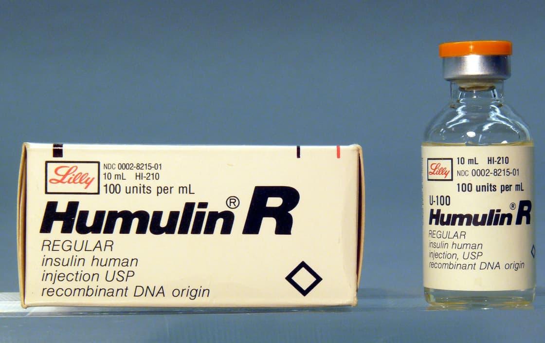 Thuốc Humulin-r
