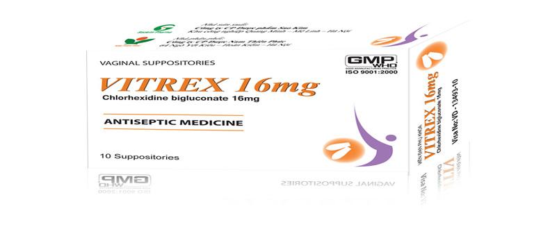 Thuốc Vitrex
