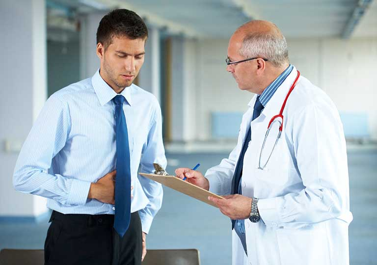 Triệu chứng viêm tuyến tiền liệt mãn tính