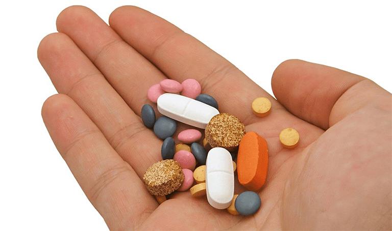 Cần thận trọng khi dùng đồng thời thuốc Protamol với các thuốc khác