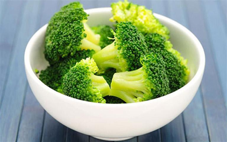 thực phẩm bệnh nhân ung thư bàng quang nên ăn