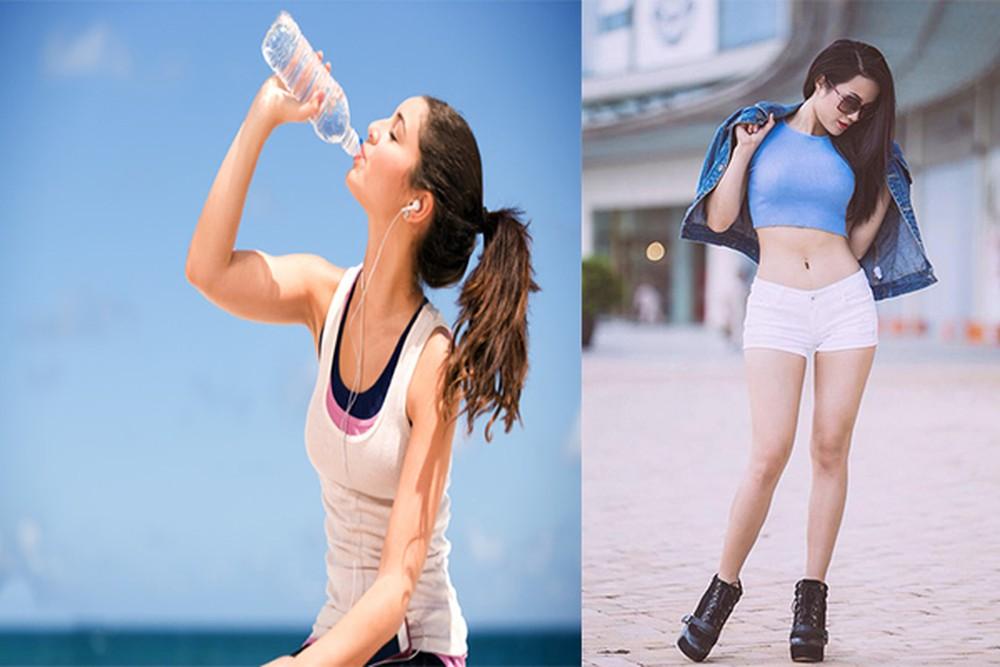 lợi ích của uống nước