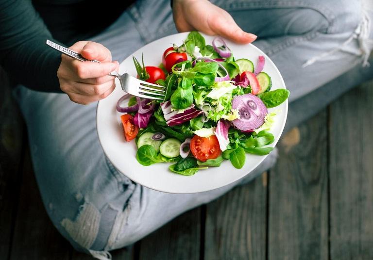 Viêm bàng quang mãn tính được cải thiện bằng chế độ dinh dưỡng