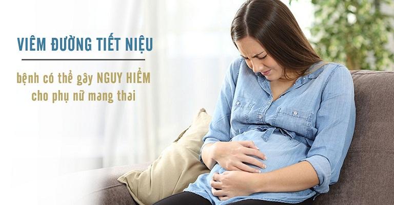 Viêm đường tiết niệu ở phụ nữ mang thai
