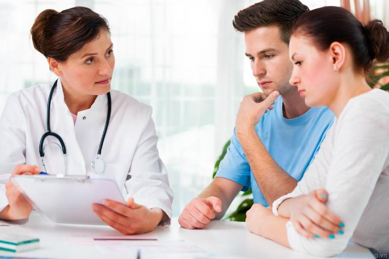 Người bệnh cần điều trị khỏi bệnh hoàn toàn để không còn cảm giác đau khi quan hệ, tăng khoái cảm hơn khi quan hệ.