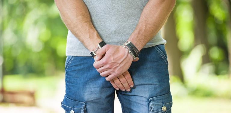 viêm tiền liệt tuyến ở nam giới