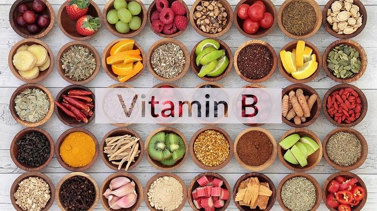 Ăn nhiều thực phẩm chứa vitamin B