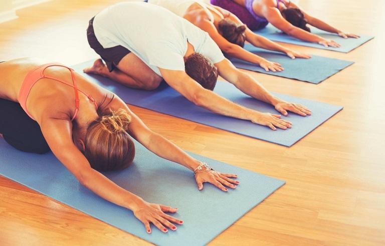 Yoga chữa đau thần kinh tọa