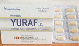 Yuraf là thuốc gì
