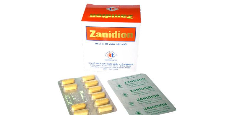 Zanidion 500mg