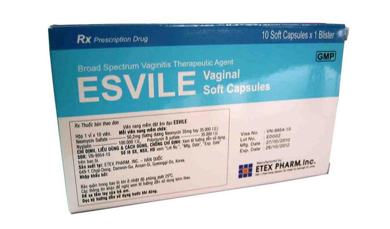 thuốc Esvile
