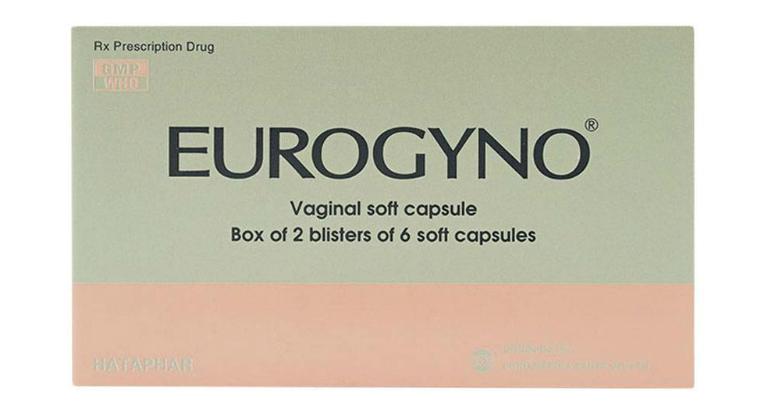 Eurogyno là thuốc trị bệnh viêm nhiễm phụ khoa. Thuốc được bào chế ở dạng viên nang, dùng để đặt vào trong âm đạo.