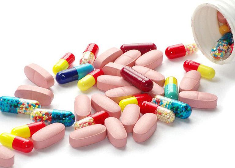 tác dụng của thuốc hapenxin capsules