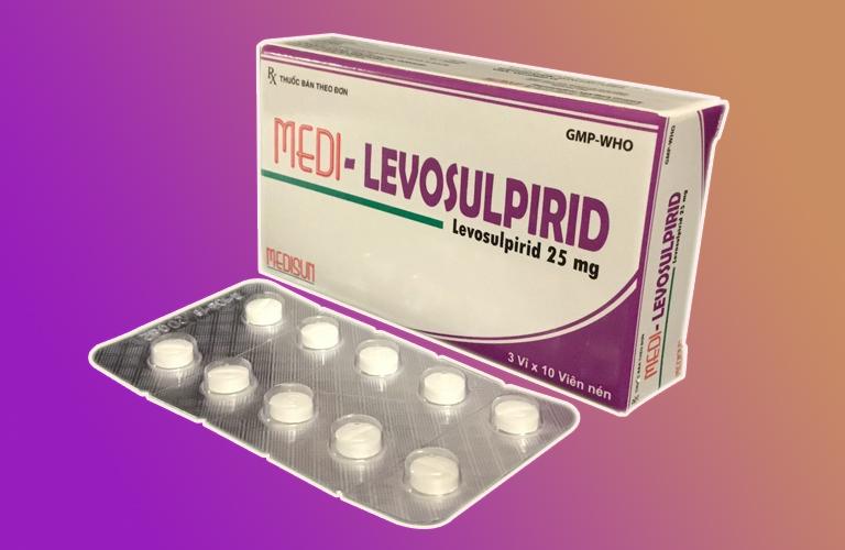 Thuốc Medi Levosulpirid