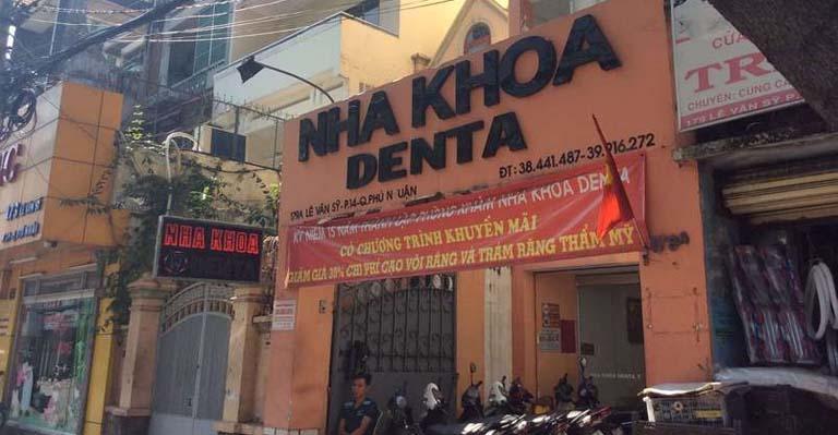 Nha khoa Denta