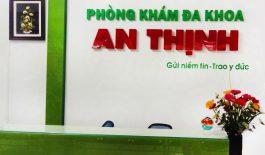 Phòng khám Đa khoa An Thịnh tọa lạc tại quận Cầu Giấy, Hà Nội.