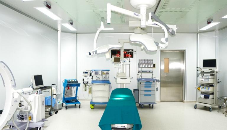 Phòng khám Đa khoa Ykao có cơ sở vật chất có chất lượng cao, phục vụ công tác khám và điều trị bệnh.