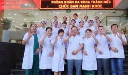 Phòng khám Đa khoa Thành Đức tọa lạc tại quận Thanh Xuân, Hà Nội.