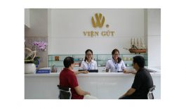 Phòng khám Đa khoa Viện Gút tọa lạc tại đường Hồng Hà, quận Tân Bình, TP. HCM.