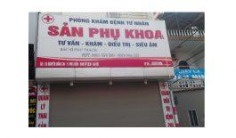 Phòng khám Sản phụ khoa ở Nam Từ Liêm, Hà Nội.