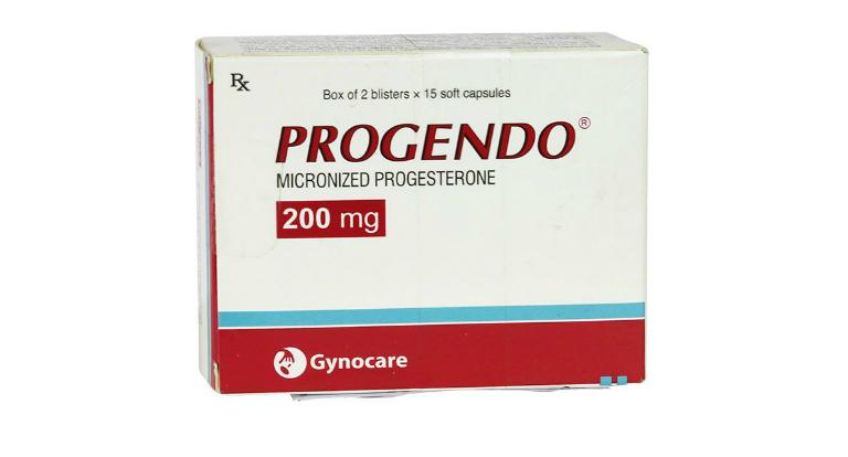 Progendo là thuốc đặt phụ khoa, được bào chế ở dạng viên nang mềm.