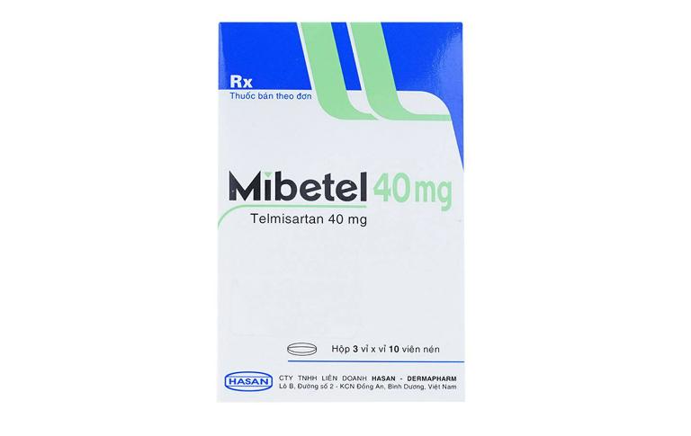 Thuốc Mibetel là thuốc gì? Có công dụng ra sao?