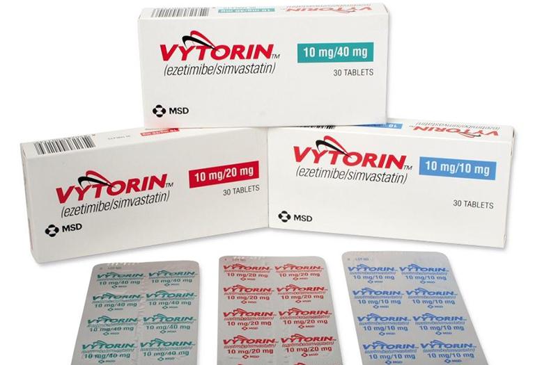 Thuốc Vytorin