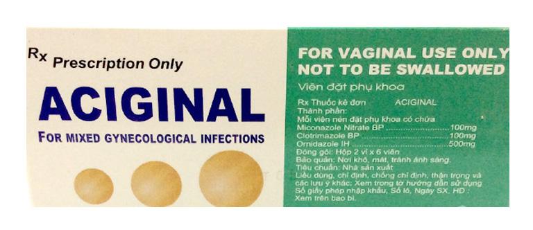 Thuốc Aciginal