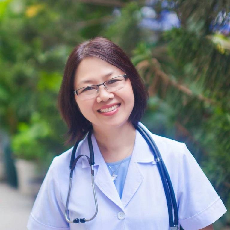 Tiến sĩ - Bác sĩ Phạm Diệp Thùy Dương