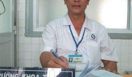 Thông tin về bác sĩ Trần Việt Hồng chuyên khoa Tai Mũi Họng