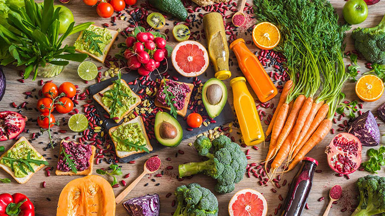 đau gout cấp nên ăn gì