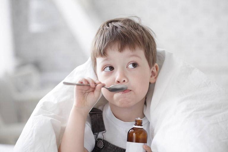 triệu chứngphong thấp ở trẻem