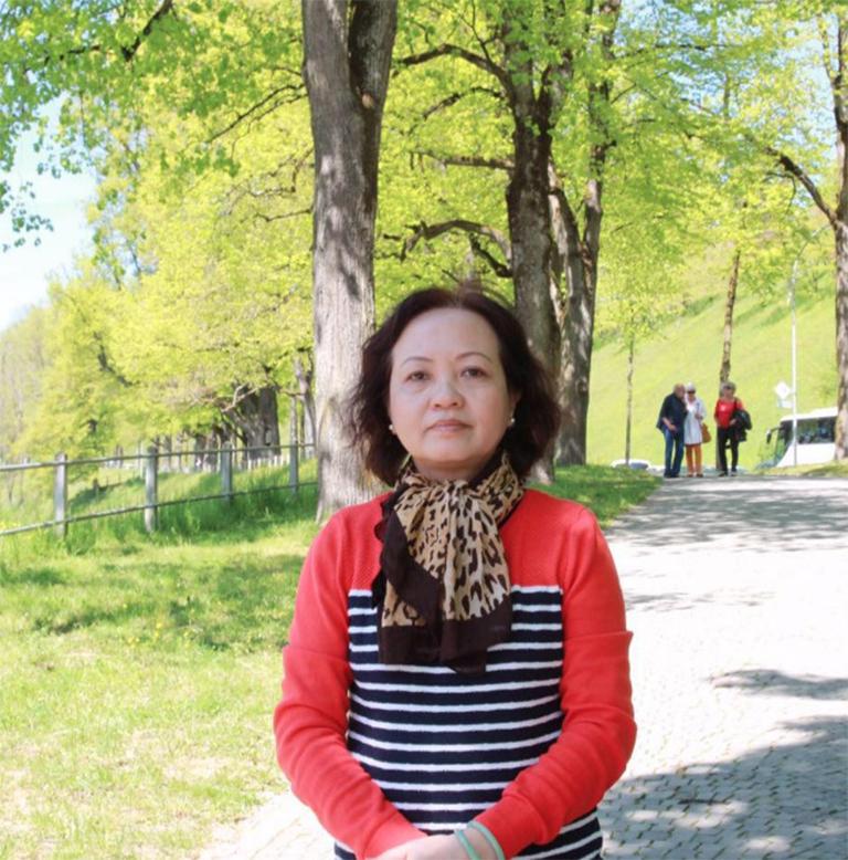 Chân dung bác sĩ Phạm Thị Kim Anh chuyên điều trị da liễu