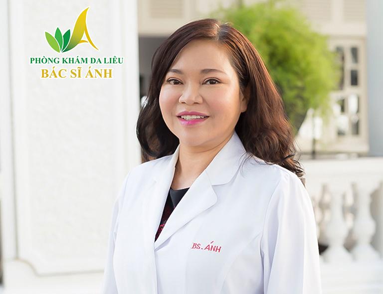 Thông tin bác sĩ da liễu Trần Ngọc Ánh