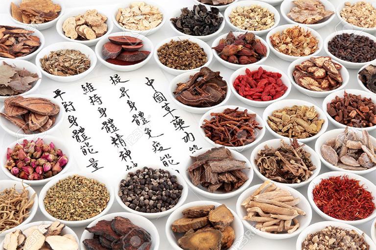 Liều lượng sử dụng ô mai và các loại thảo mộc khác trong việc điều trị các bệnh khác nhau