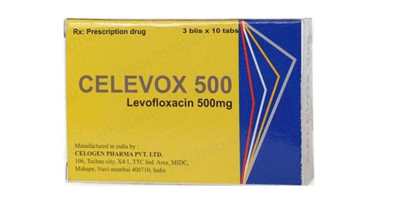 celevox 500mg giá bao nhiêu