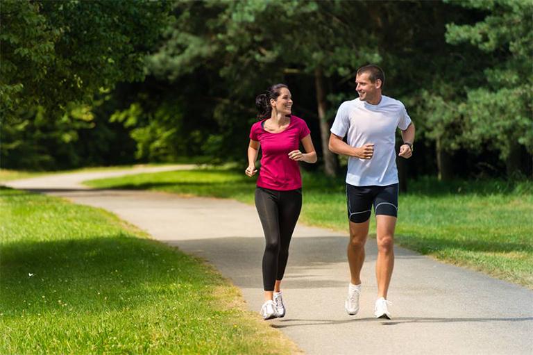 Dành 15 - 30 phút mỗi ngày tập luyện thể dục thể thao