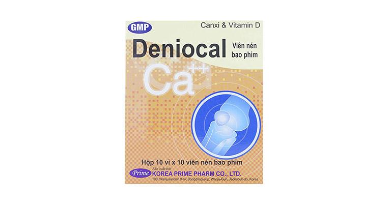 thuốc deniocal