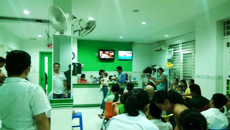 Quy trình khám chữa bệnh tại phòng khám nhi của bác sĩ Phạm Mai Đằng