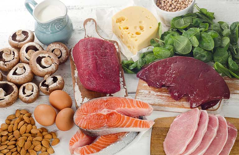 Cần phải xây dựng được chế độ ăn uống hợp lý khi bị đau thần kinh tọa