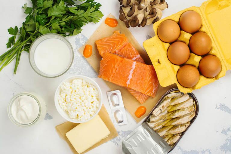 Cần đảm bảo ăn uống hợp lý khi bị đau thần kinh tọa