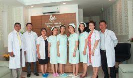 Đội ngũ bác sĩ và nhân viên y tế tại phòng khám bảo sanh - y khoa Mỹ Anh
