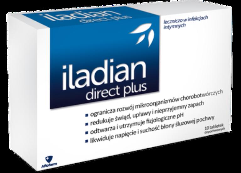 Iladian là thuốc ngăn ngừa và hỗ trợ viêm nhiễm âm đạo