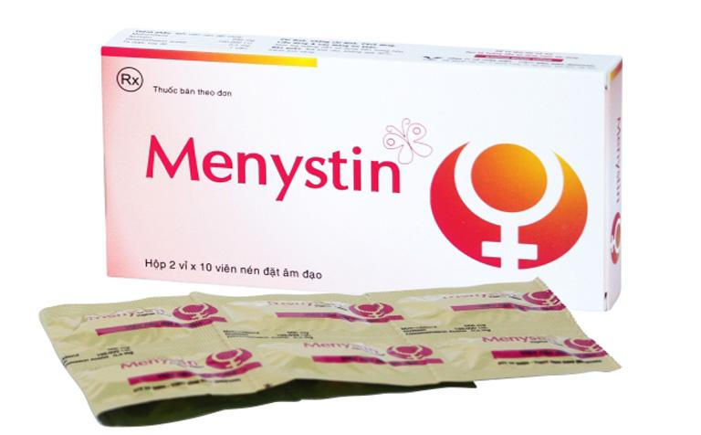 Thuốc Menystin giá bao nhiêu