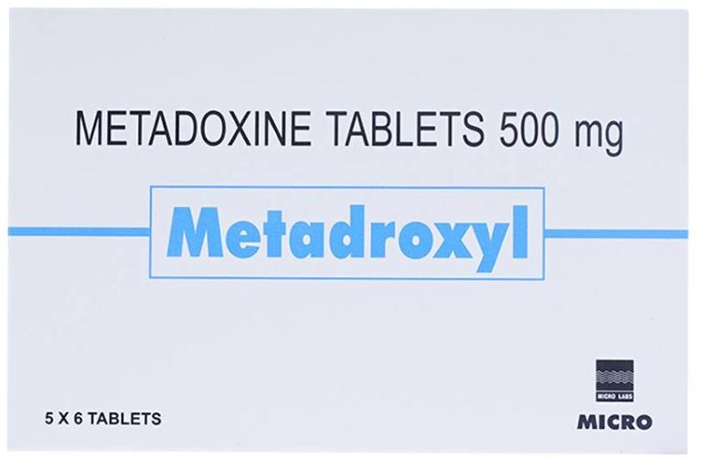 Metadroxyl giúp phòng ngừa và hạn chế các triệu chứng của ngộ độc rượu