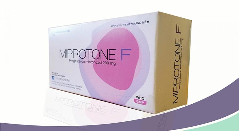 thuốc miprotone có tác dụng gì