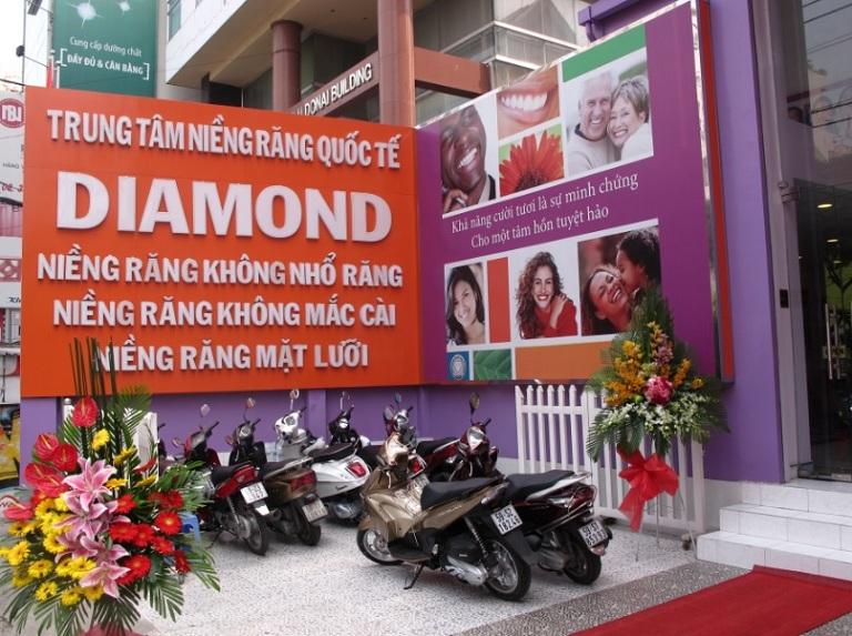 Nha khoa Kim Cương - Trung tâm Niềng răng Quốc tế Diamond